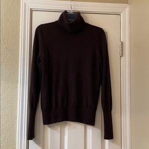 J Crew Merino Wool Turtleneck Sweater